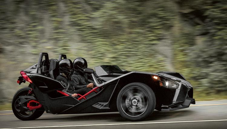 you cant hold it watch the new 2016 polaris slingshot sl black pearl. Black Bedroom Furniture Sets. Home Design Ideas