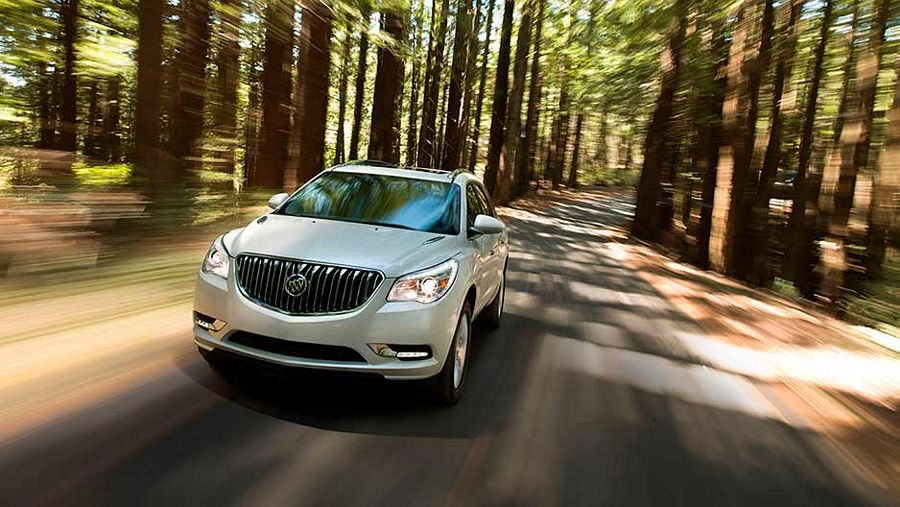 2016 buick enclave mid size luxury suv. Black Bedroom Furniture Sets. Home Design Ideas