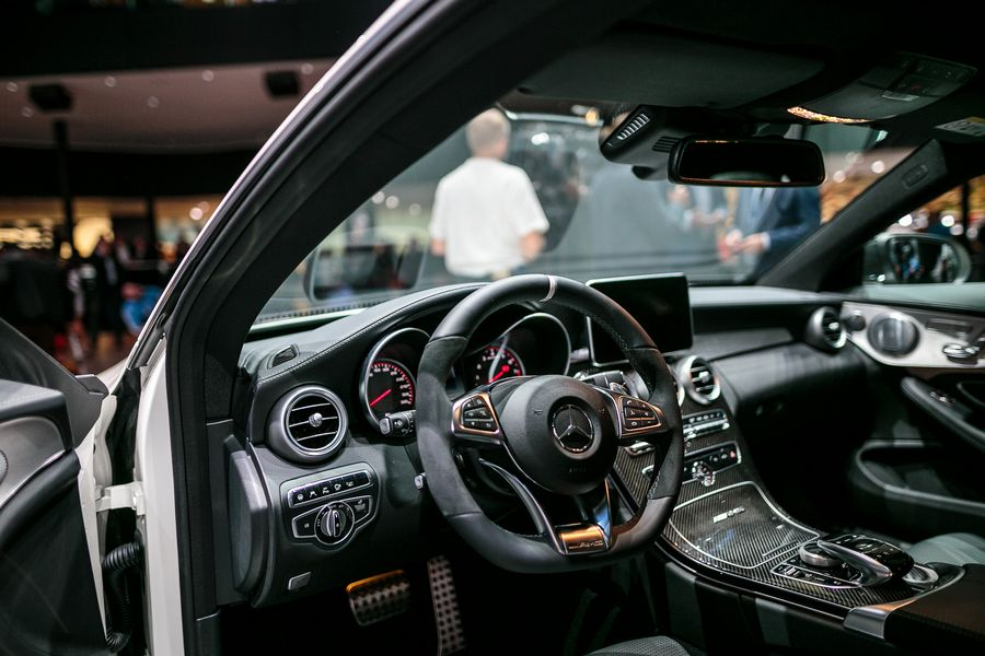 2017 mercedes benz c class coupe makes its debut at frankfurt motor show 2015 - Mercedes benz c class coupe interior ...
