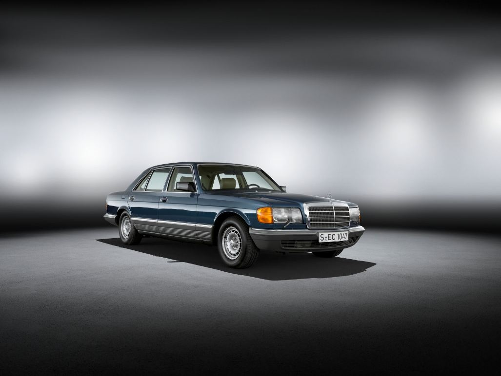 Evolution Of The Mercedes Benz S Class Pinnacle Automotive Engineering 1963 600 W 100 1981