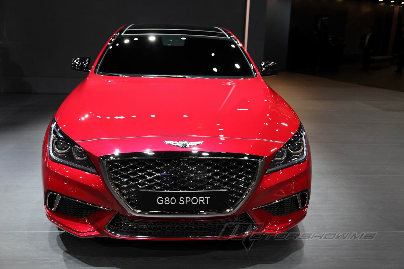2016 Genesis G80 Sport Powered by a 370 hp 3.3-litre Twin-Turbo Engine
