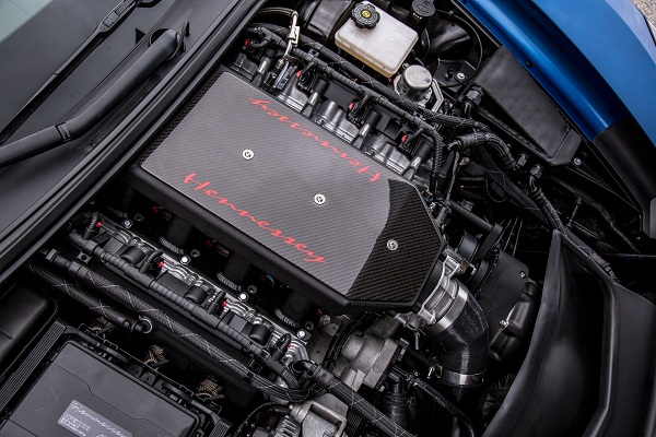 hennessey hpe1000 supercharged engine upgrade for the 2016 chevrolet corvette z06. Black Bedroom Furniture Sets. Home Design Ideas