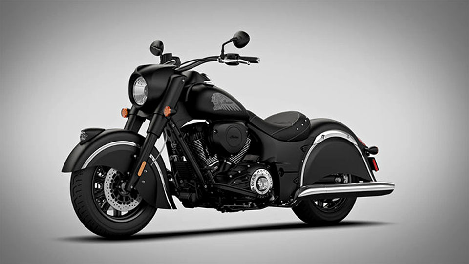the 2016 indian chief dark horse a cruise with style. Black Bedroom Furniture Sets. Home Design Ideas