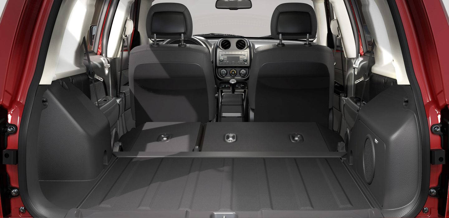 2017 jeep patriot taking adventure to new heights. Black Bedroom Furniture Sets. Home Design Ideas