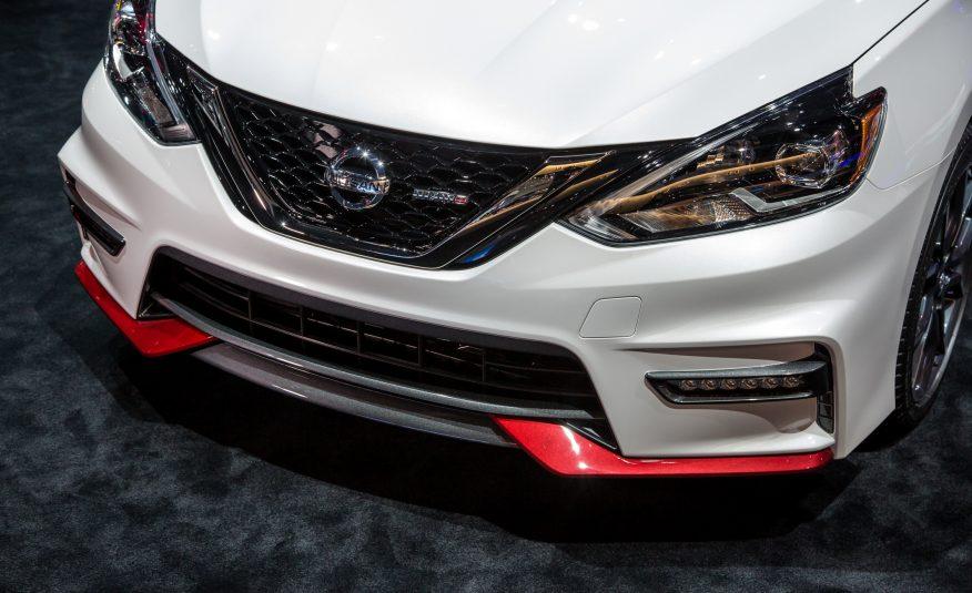 2017 Nissan Sentra Nismo A Modern Take On The Se R
