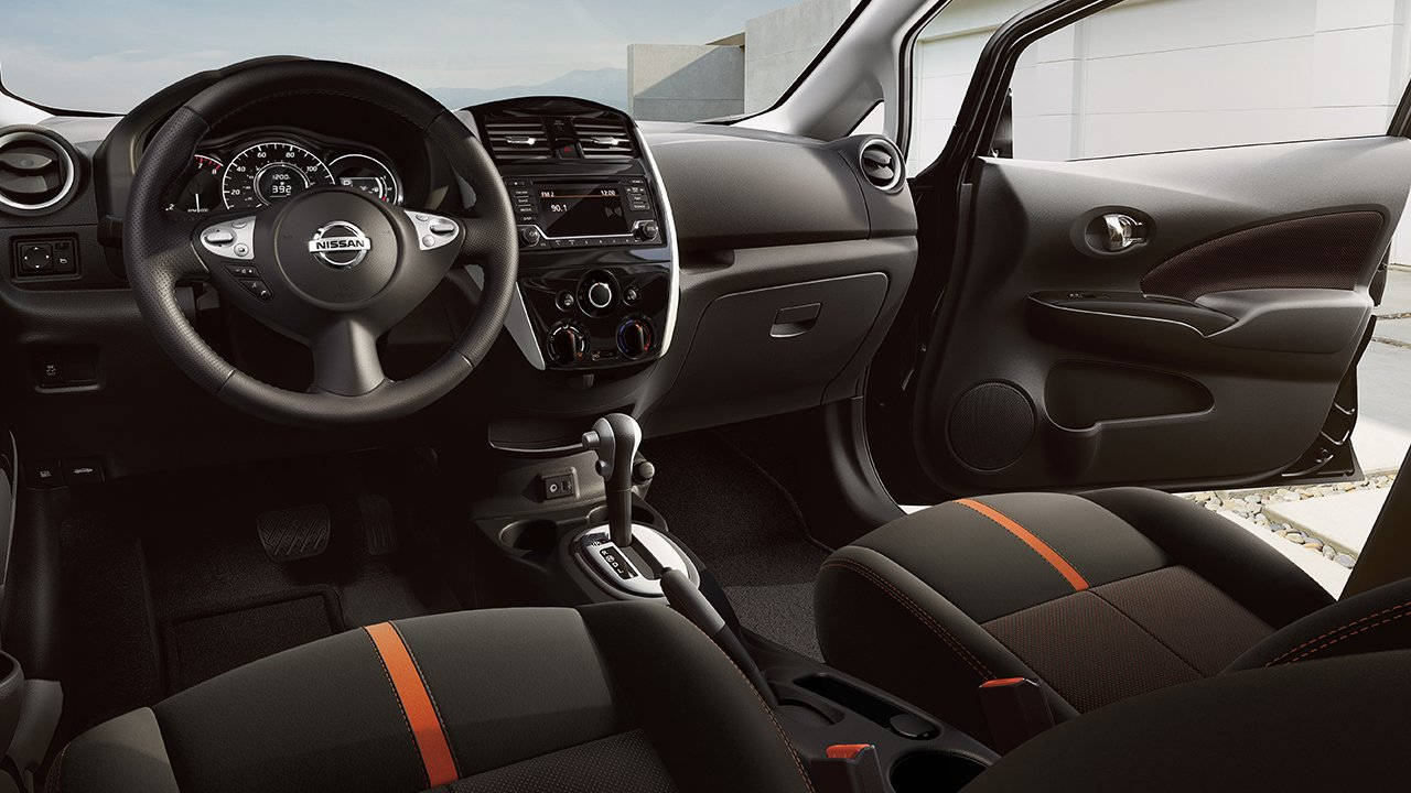 2017 nissan versa note refreshed. Black Bedroom Furniture Sets. Home Design Ideas