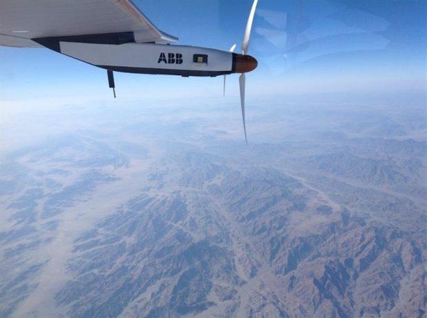 12صور من نافذة الطائرة