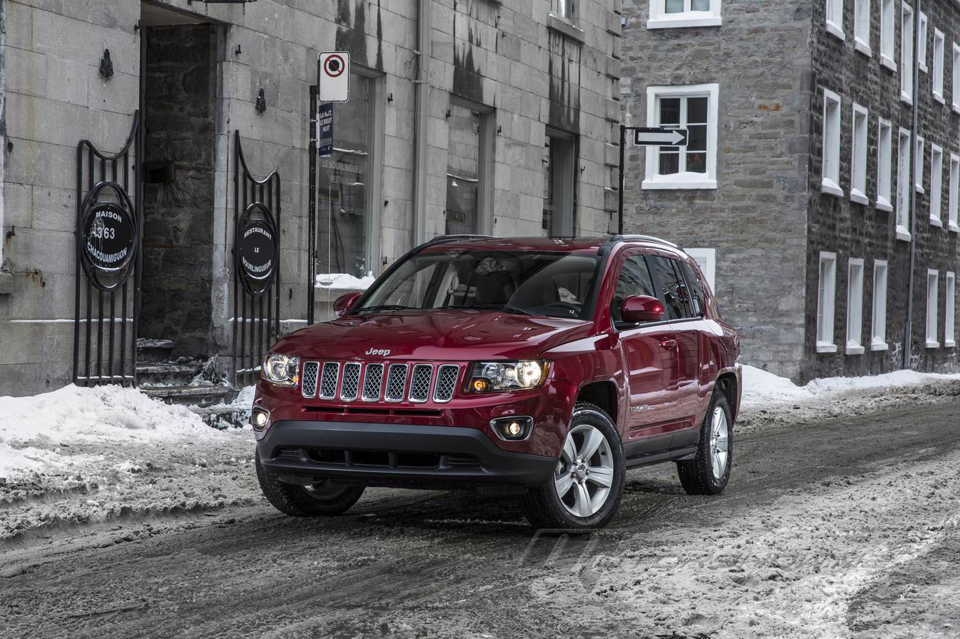 2016 jeep compass the most capable compact suv. Black Bedroom Furniture Sets. Home Design Ideas