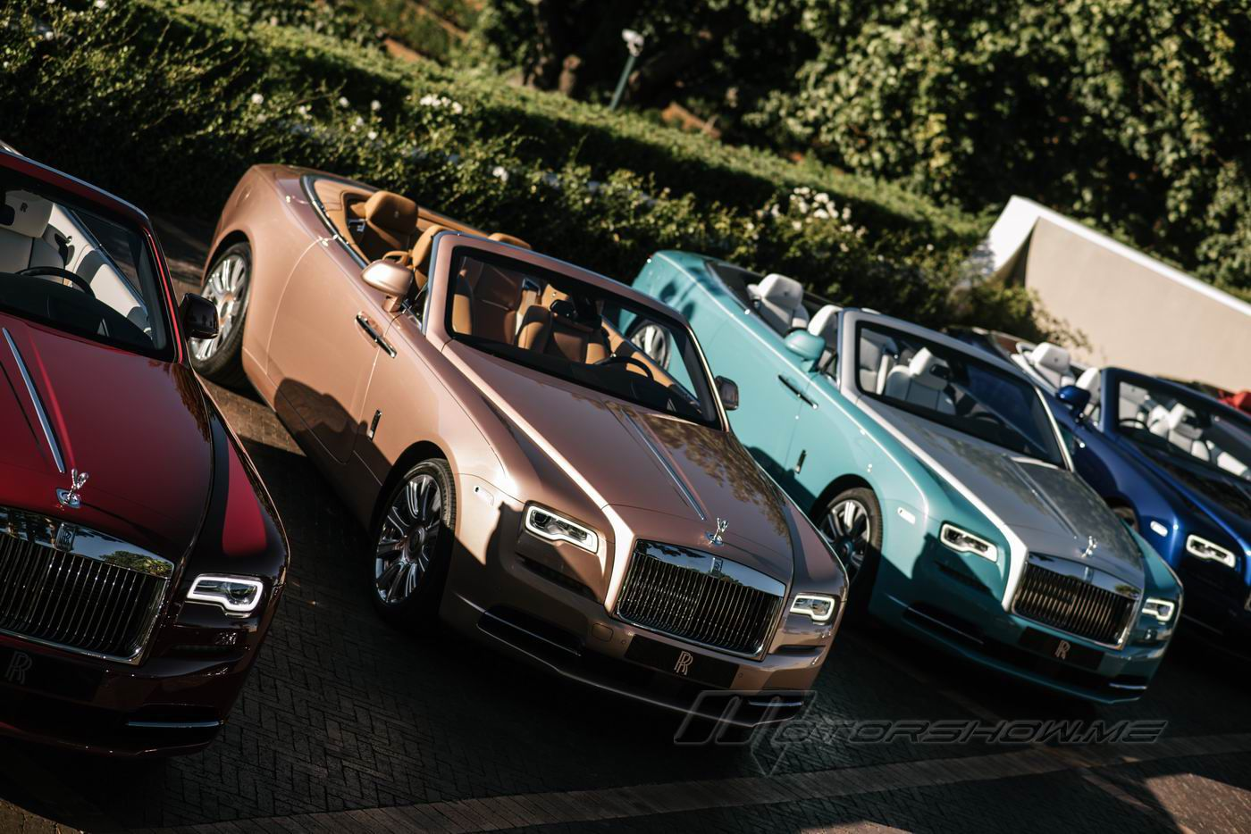 2016 Dawn The Sexiest Rolls Royce Ever Built