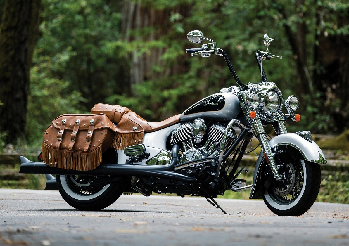 Be A Road Master By Riding The 2016 Indian Motorcycle