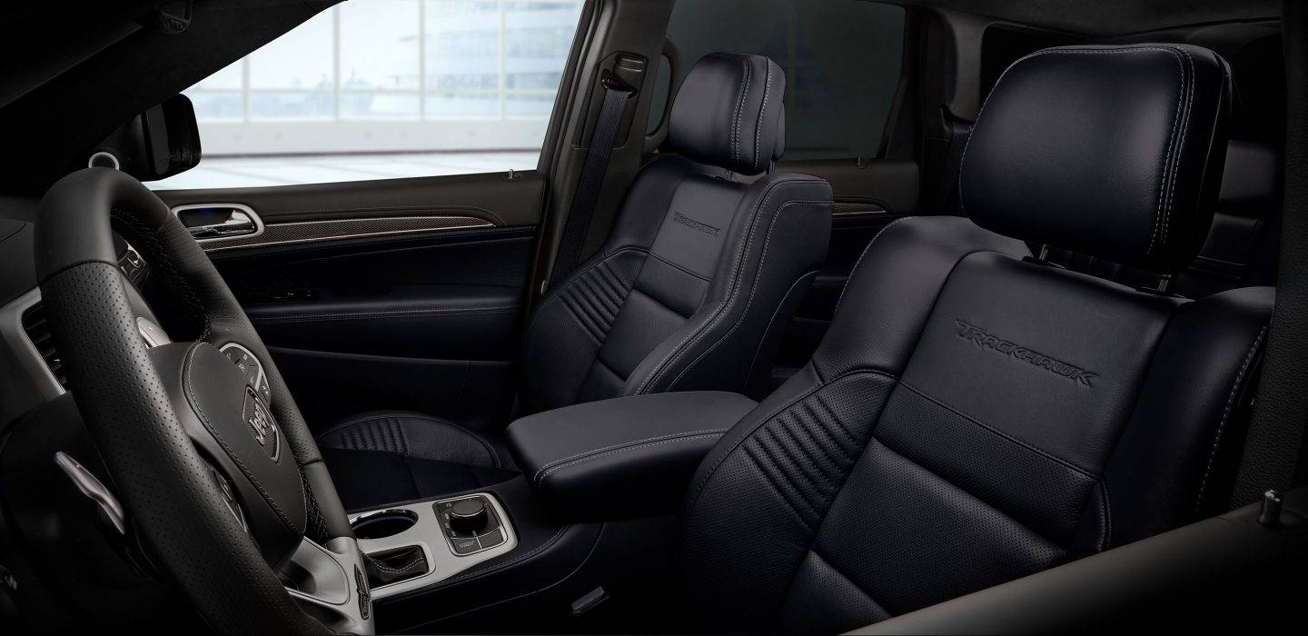 2018 Jeep Grand Cherokee The Most Awarded Suv Ever