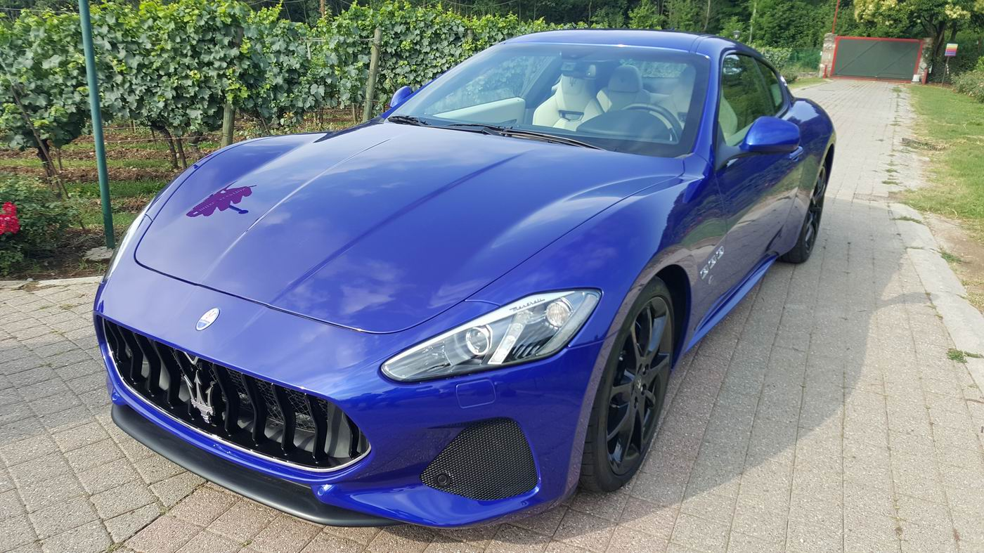 2018 maserati mc stradale. beautiful maserati the lateral air ducts of the bumper introduced in mc stradale and  adopted by entire granturismo range 2012 are redesigned for 2018 and 2018 maserati mc stradale g
