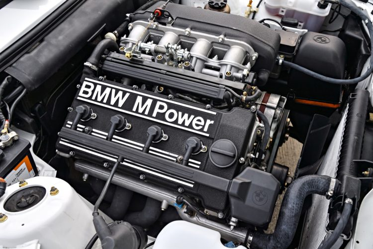 Bmw E30 M3 Pickup Is Too Powerful To Help Out Even At