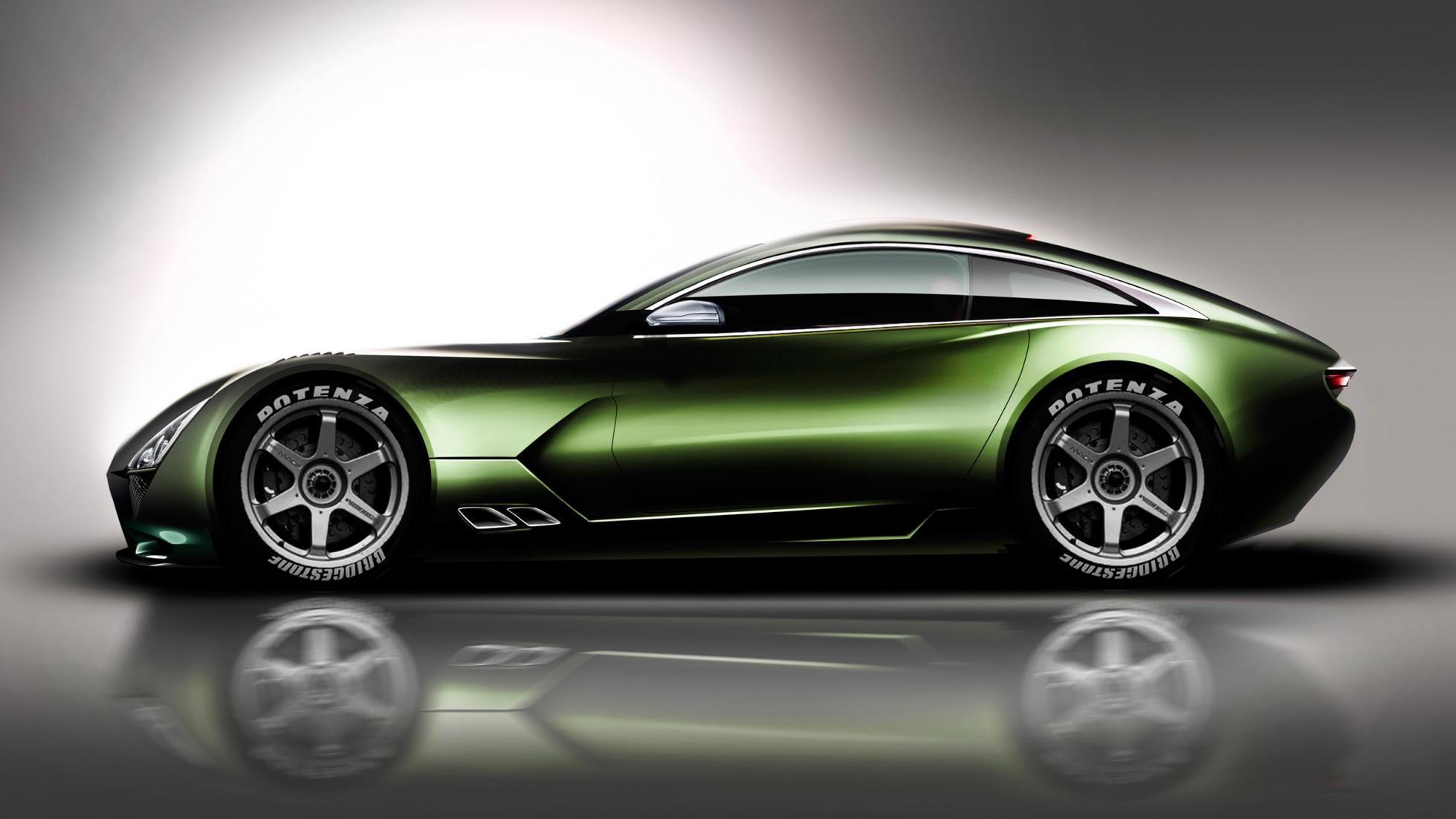 Tvr To Unveil New Supercar At Goodwood