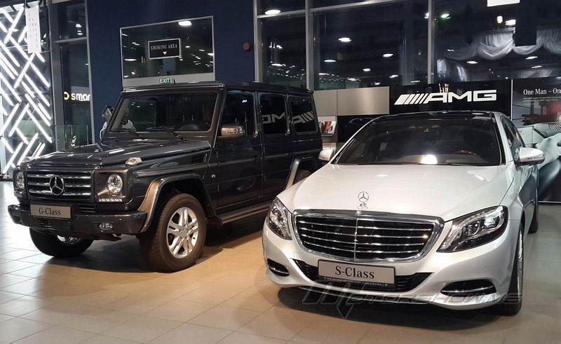 Mercedes concept store in lebanon for Mercedes benz lebanon