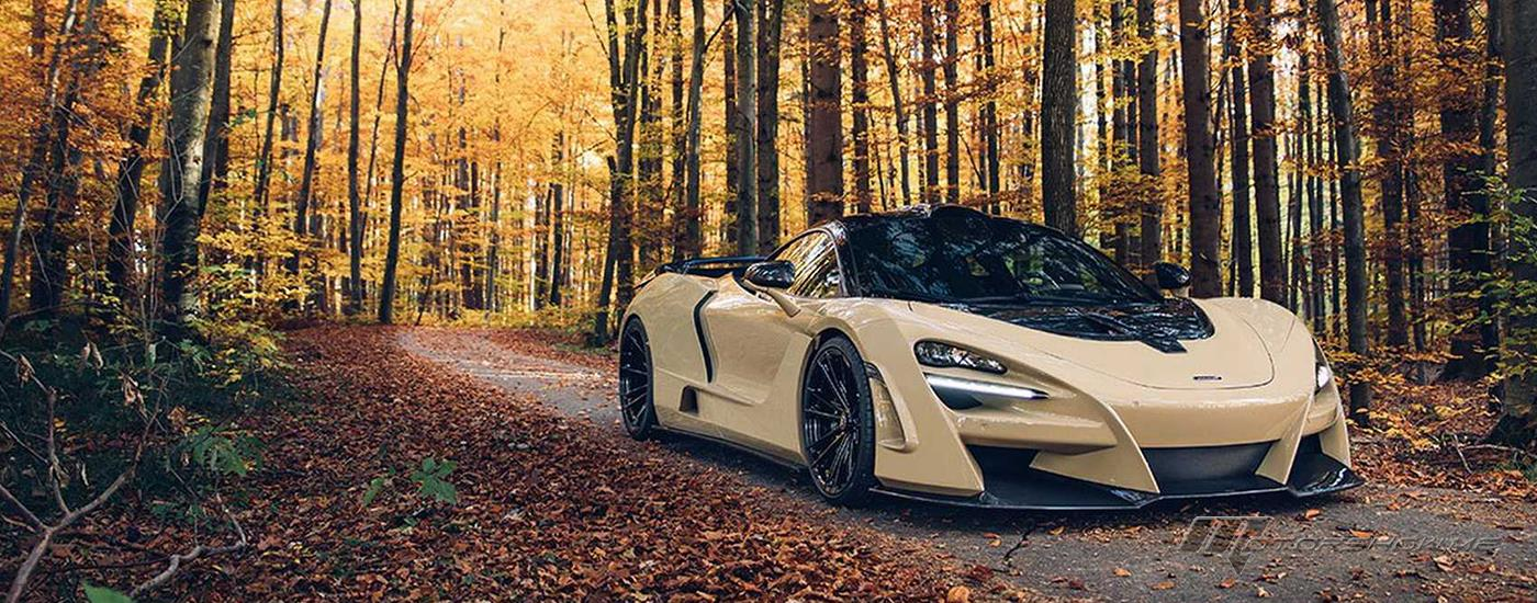 Pictures and Video: Novitec McLaren 720 N-Largo with a 806 Horsepower