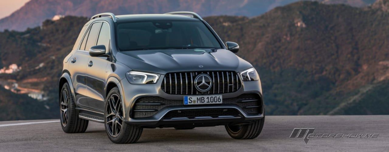 2020 Mercedes-AMG GLE 53 4MATIC+ Coming to Geneva Motor Show 2019