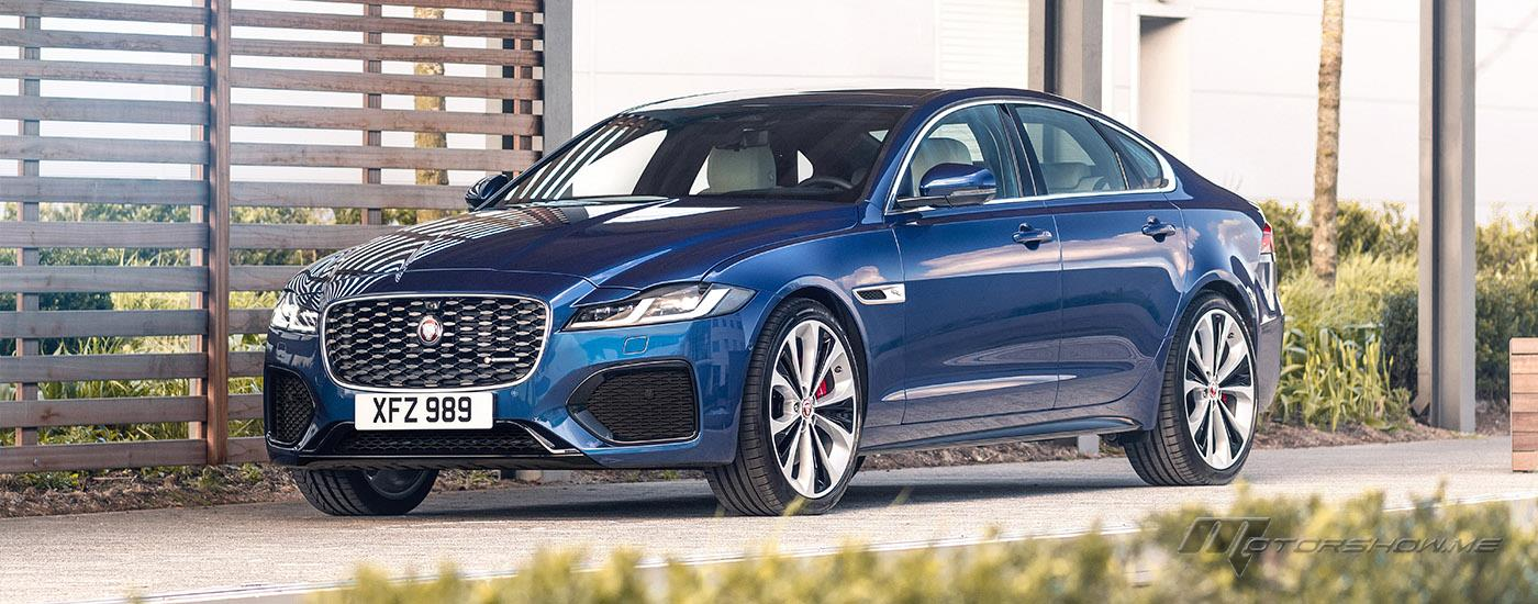 In Pictures: Introducing the New Jaguar XF!
