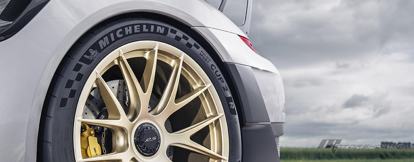 Michelin Pilot Sport Cup 2 R: Designed to Passenger Car