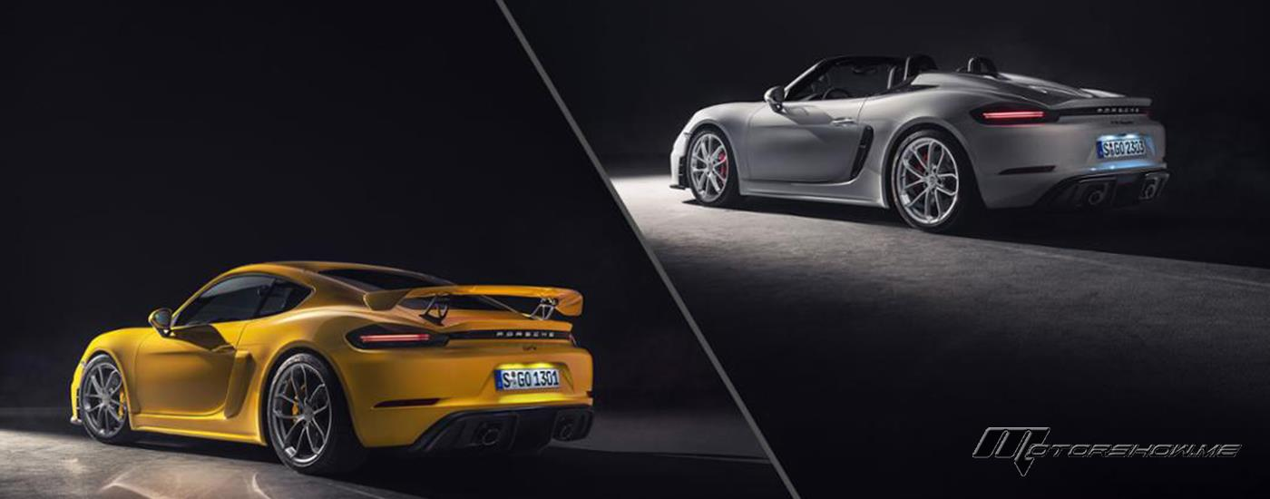 The Porsche 718 Family Welcomes New Members