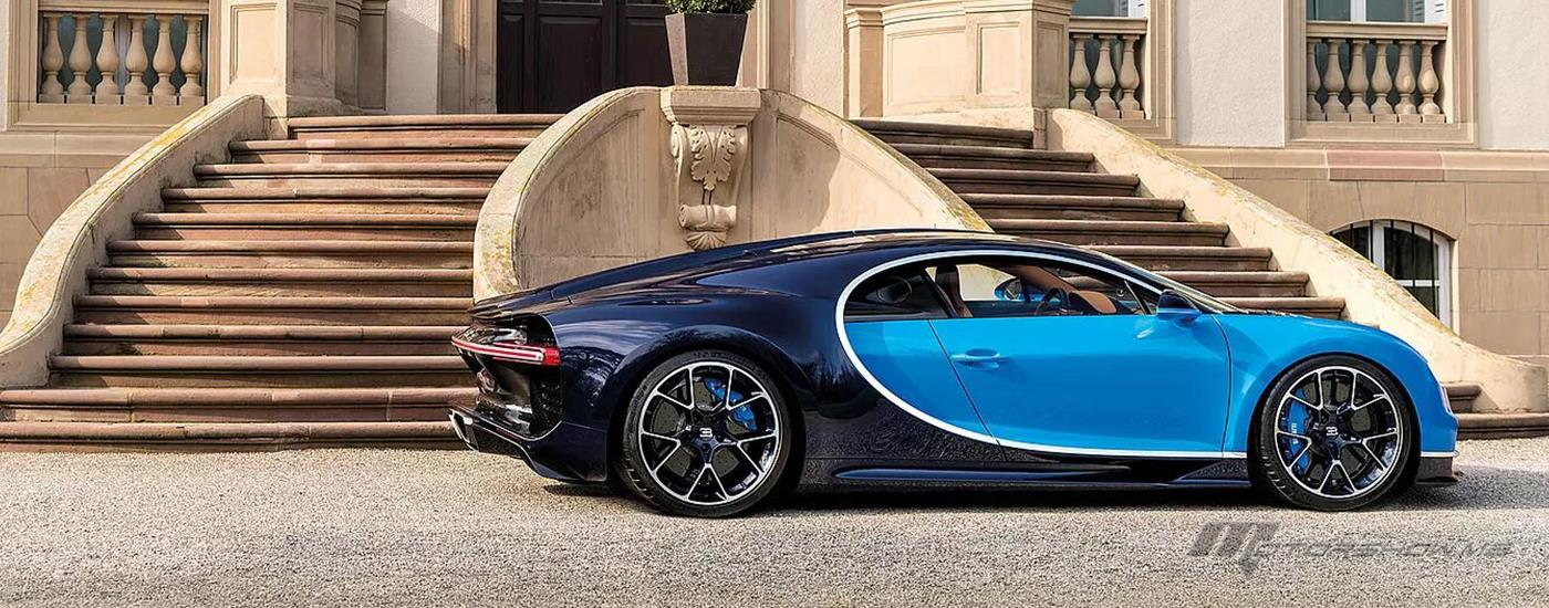 Bugatti Chiron Tourbillon Watch Has Its Own Tiny W16 Engine