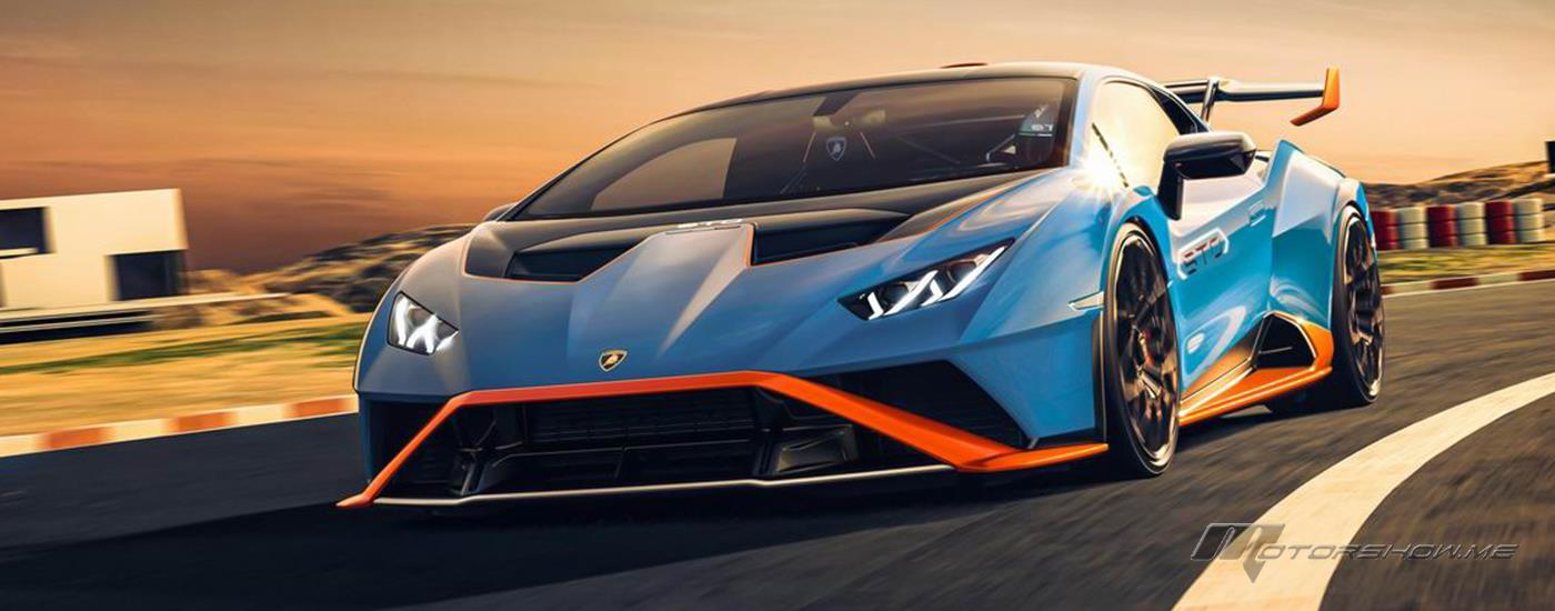 The All-New Lamborghini Huracán STO is here!