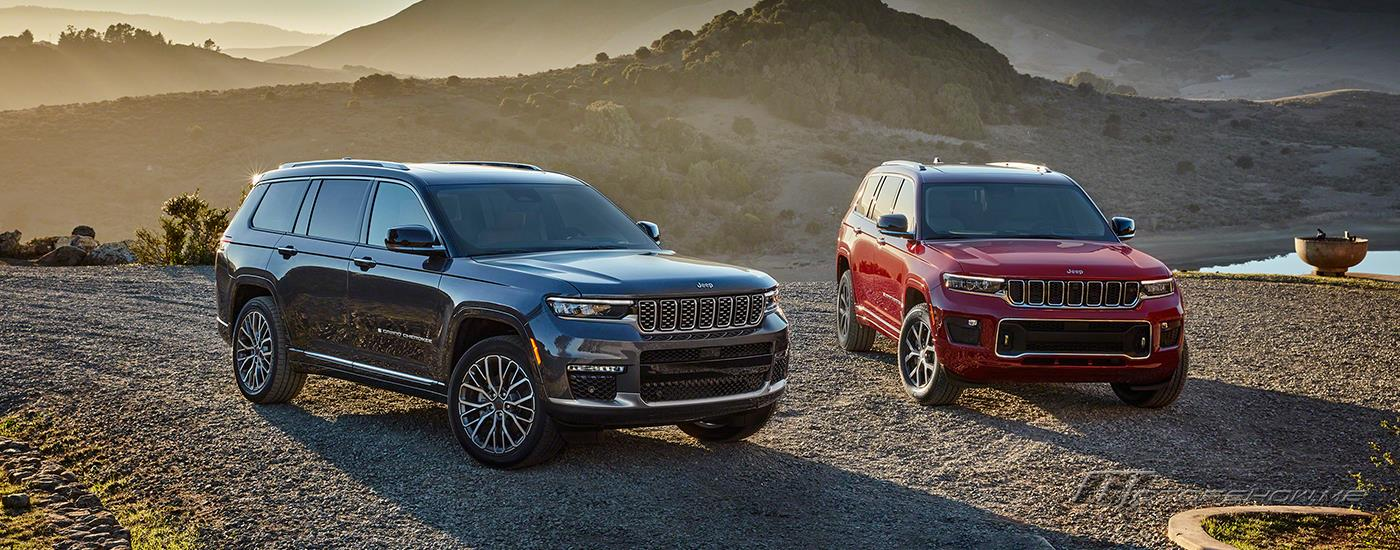 Jeep Introduces All-New Grand Cherokee Segment