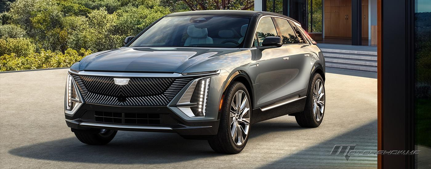 The 2023 Cadillac LYRIQ is Revealed