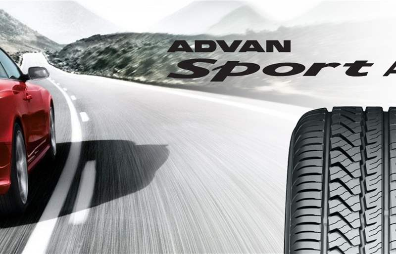 Yokohama ADVAN SPORT A/S – Dynamic All-Season Performance