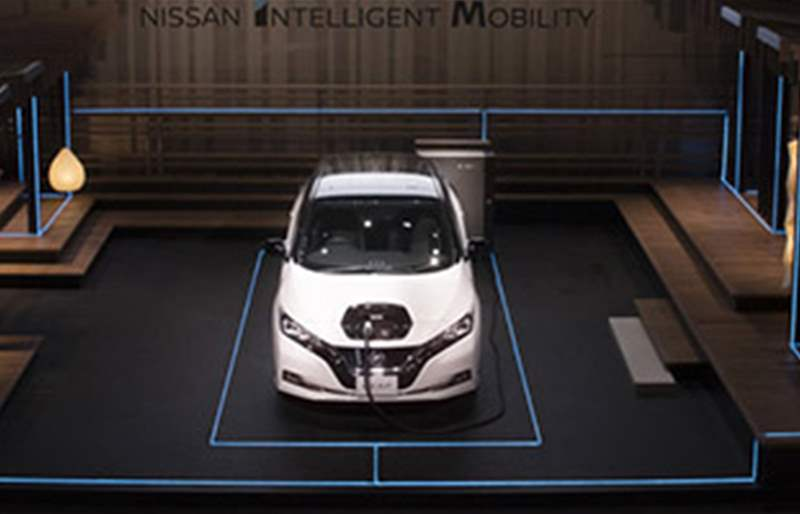 Nissan Energy Home: The Future of Efficiency