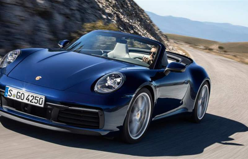 The All-New Porsche 911 Cabriolet Unveiled