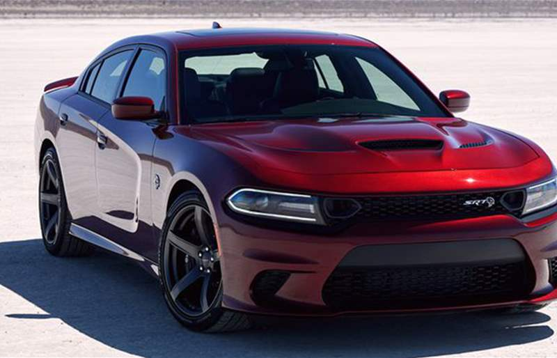 2019 Dodge Charger SRT Hellcat: Full-Size Sedan with a Muscle Heritage