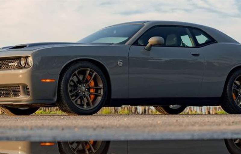 Get To Know the All-New Dodge Challenger SRT Hellcat