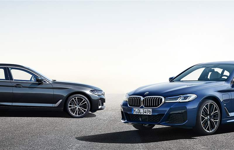 The Seventh-Generation of BMW 5-Series is Launched