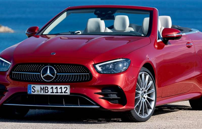 Take a Look at The All-New Mercedes E-Class Coupe and Cabriolet