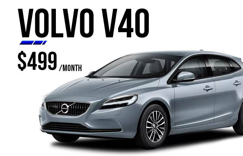 Volvo V40 Offer in Lebanon