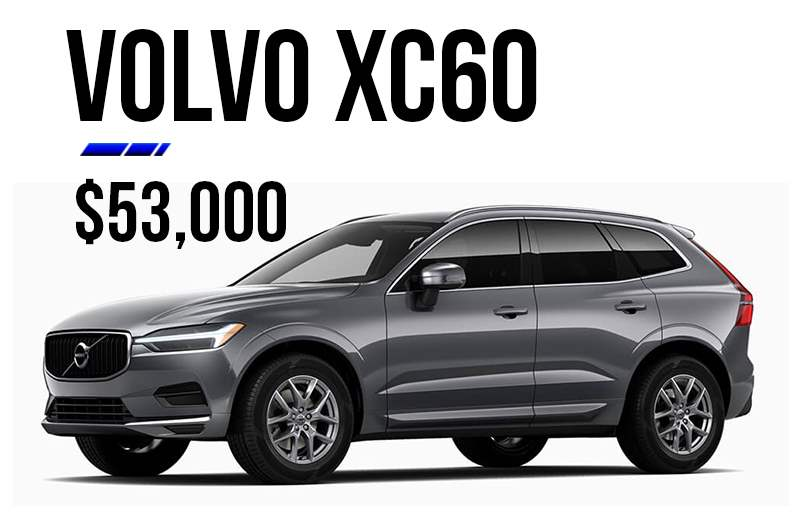 Volvo XC60 Offer in Lebanon