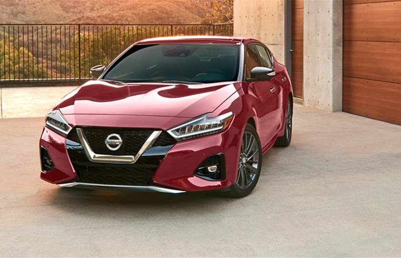 2019 Nissan Maxima Updated