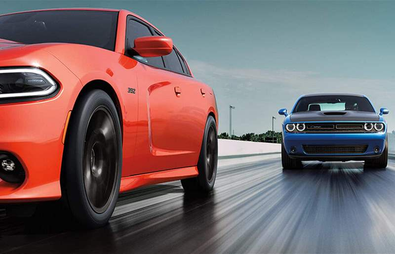 2019 Dodge Charger: Release Your Inner Thriller