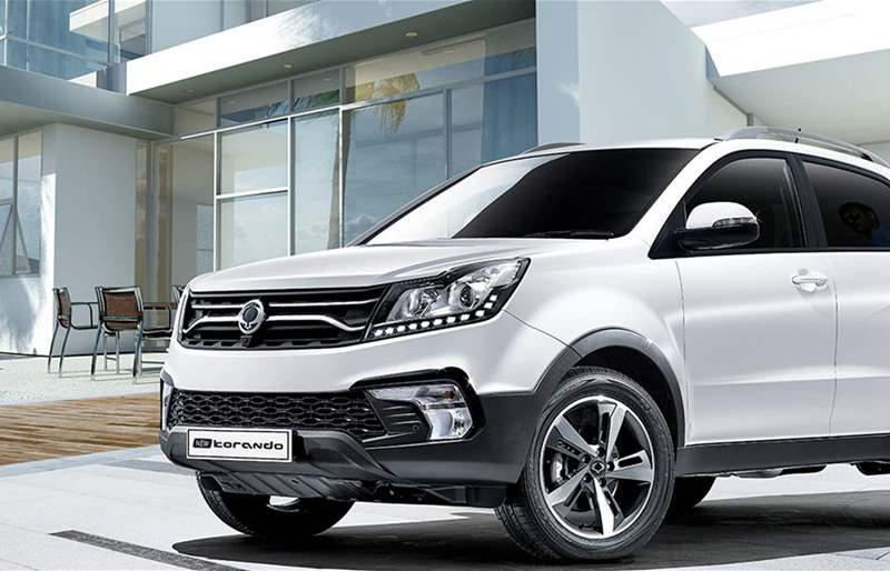 Check Out the All-New SsangYong Korando