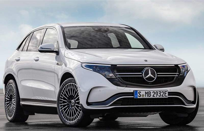Mercedes-Benz EQC: Dynamic Performance Meets Efficiency