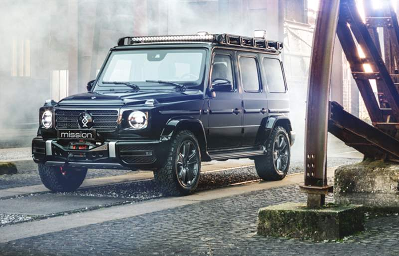 The New INVICTO by Brabus