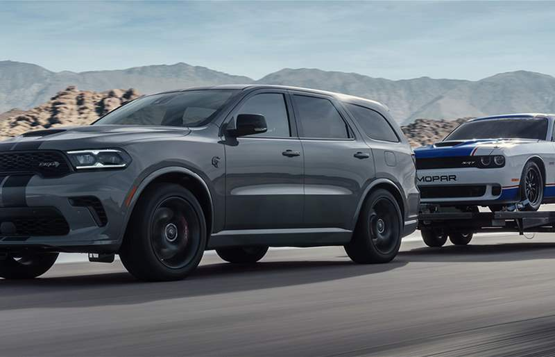 The 2021 Durango SRT Hellcat: Could It Be the Most Powerful SUV Everæ
