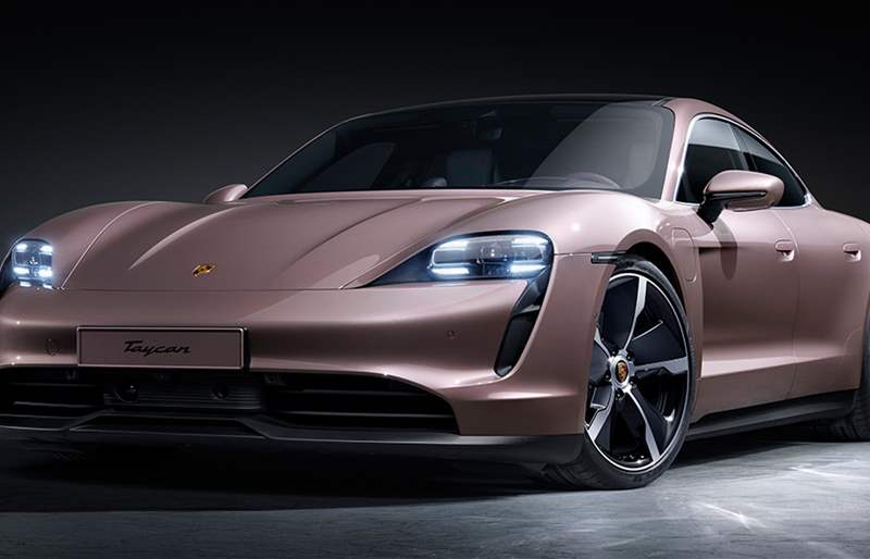 Porsche Extends the Taycan Model Range with Rear-Wheel Drive Variant!