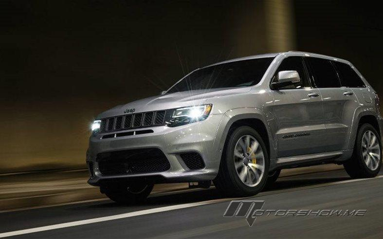 2018 jeep grand cherokee trackhawk 707 hp supercharged engine. Black Bedroom Furniture Sets. Home Design Ideas