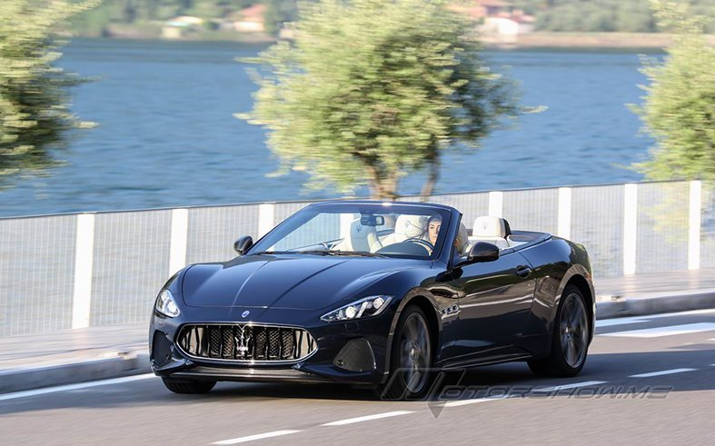 2018 Maserati Grancabrio Sport Restyled With High Speed Stability