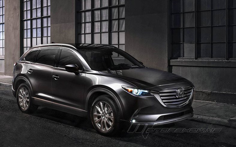 2018 Mazda CX-9: Refinement, Driving Dynamics and Technology