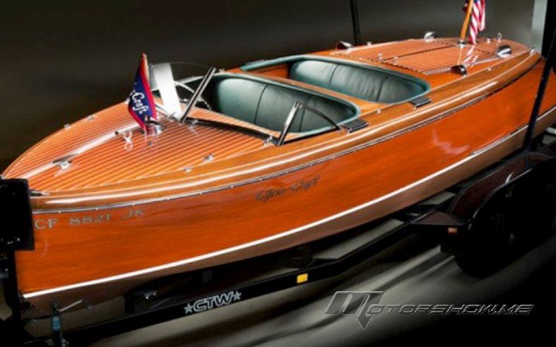The 1941 Chris Craft 26' Runabout