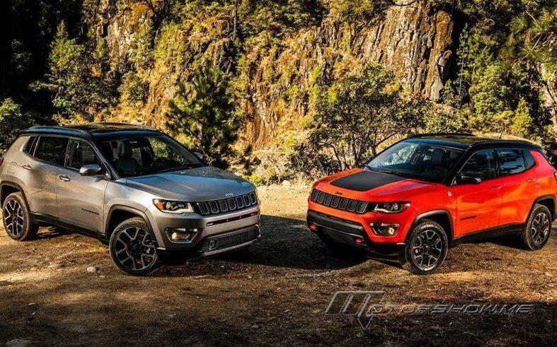 2018 Jeep Compass Limited: Compact SUV with Off-Road Capability