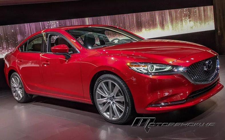 The 2018 Mazda6 Re-Engineered and Refined